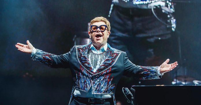 Elton John to host virus benefit concert on FOX…