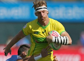 Olympic delay puts smile on recovering rugby player's face
