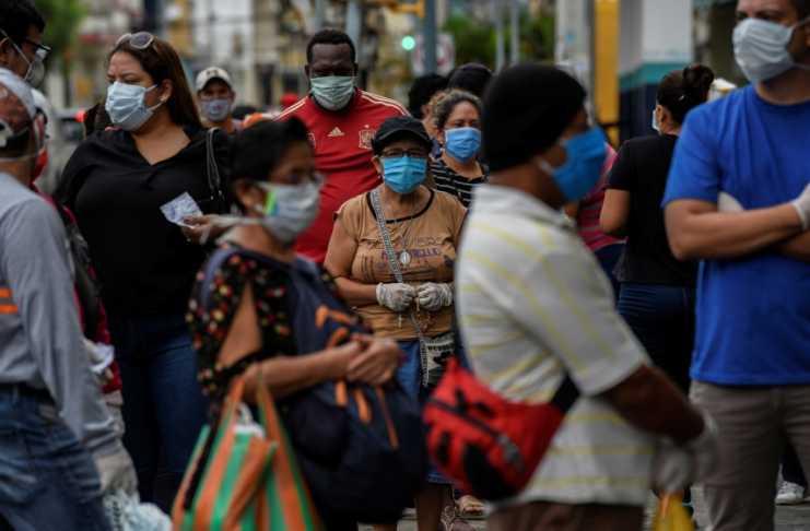 Coronavirus cases in Ecuador top 10,000, 4th highest in region
