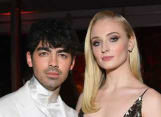 Sophie Turner And Joe Jonas Sent 100 Meals To Healthcare Workers In Los Angeles